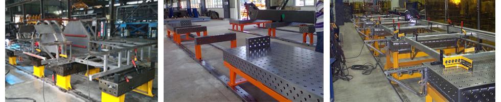 焊接之家-三维柔性组合夹具